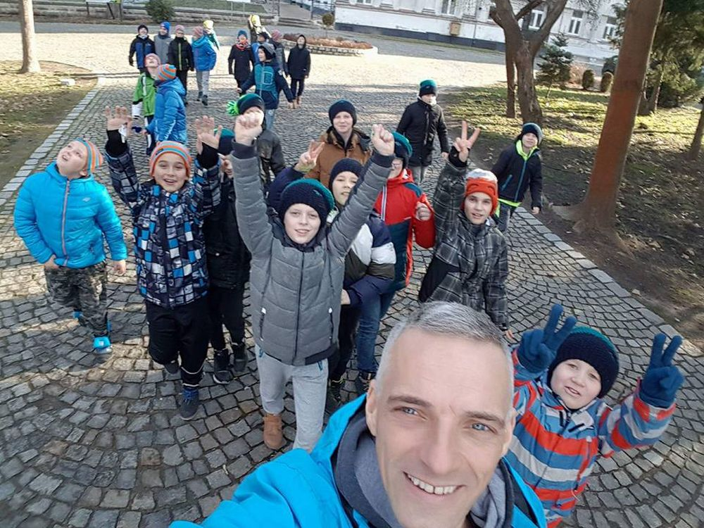 Szare Wilki opanowały Tułowice (FOTO)