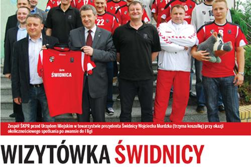 Handball Polska o ŚKPR Świdnica [foto]